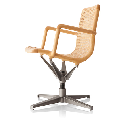 MILLA OFFICE RATTAN DB 603